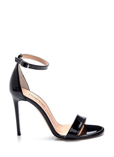 Derimod Kadın Sandalet (21884) Smart Siyah